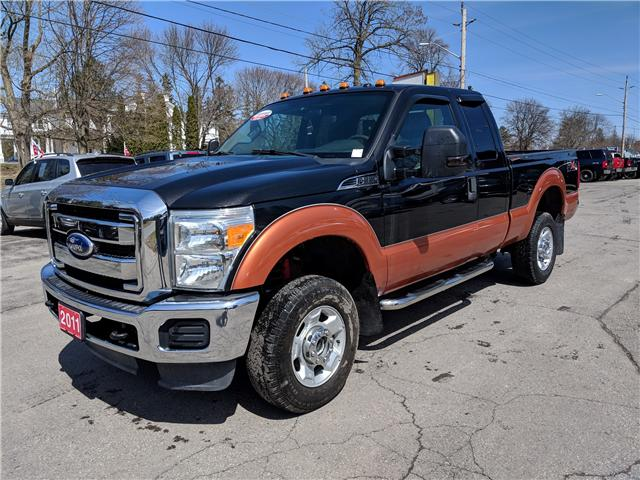 2011 Ford F-350 XLT (Stk: ) in Cobourg - Image 2 of 11