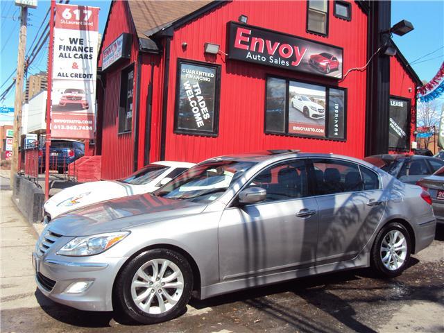 2012 Hyundai Genesis 3.8 Premium (Stk: ) in Ottawa - Image 1 of 30