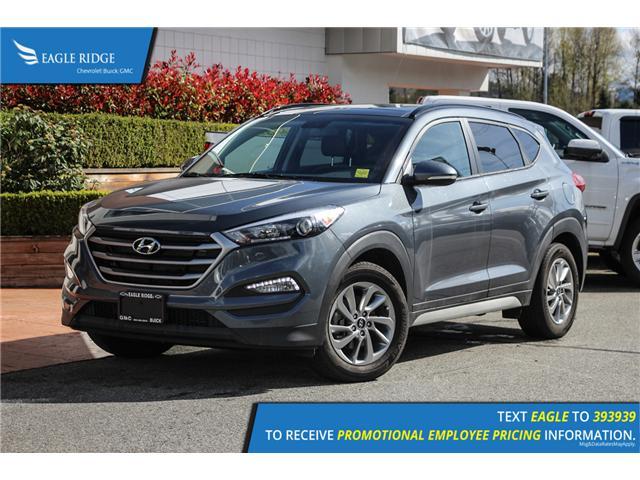2018 Hyundai Tucson SE 2.0L (Stk: 189404) in Coquitlam - Image 1 of 18