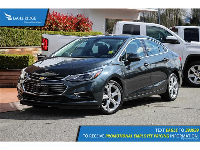 2017 Chevrolet Cruze Premier Auto (Stk: 179463) in Coquitlam - Image 1 of 15