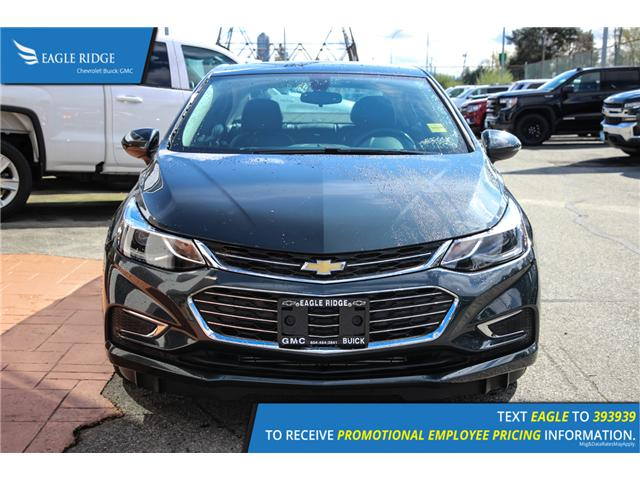 2017 Chevrolet Cruze Premier Auto (Stk: 179463) in Coquitlam - Image 2 of 15