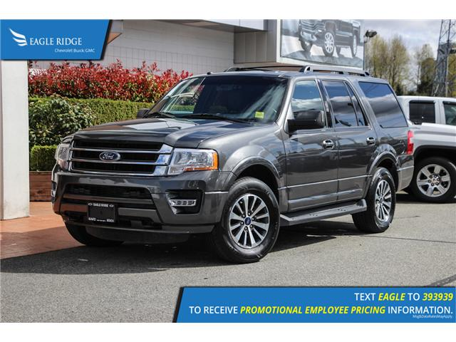 2017 Ford Expedition XLT (Stk: 179486) in Coquitlam - Image 1 of 16