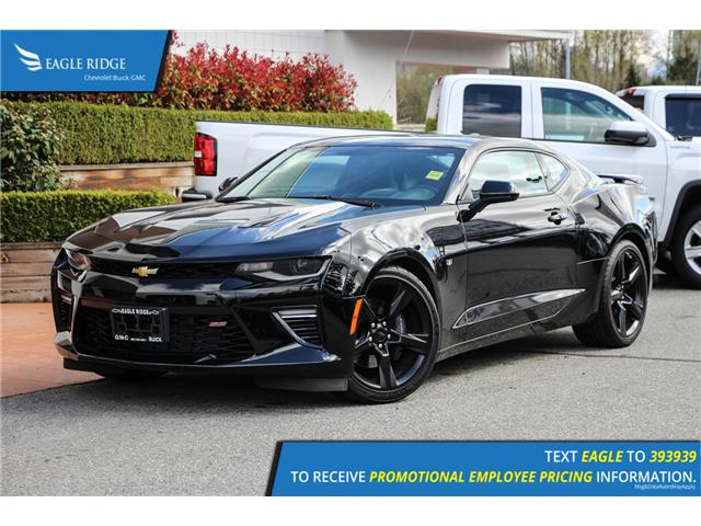 2018 Chevrolet Camaro 2SS (Stk: 183009) in Coquitlam - Image 1 of 15