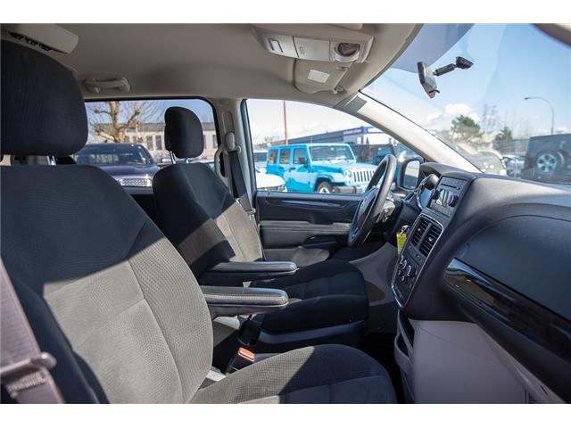 2015 Dodge Grand Caravan SE/SXT (Stk: K633056A) in Surrey - Image 18 of 30