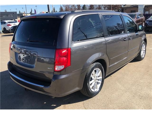 2016 Dodge Grand Caravan SE/SXT (Stk: P0925) in Edmonton - Image 5 of 14
