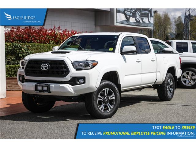 2017 Toyota Tacoma SR5 (Stk: 179419) in Coquitlam - Image 1 of 17