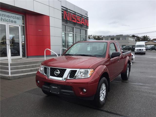 2019 Nissan Frontier SV (Stk: N97-0279) in Chilliwack - Image 1 of 19