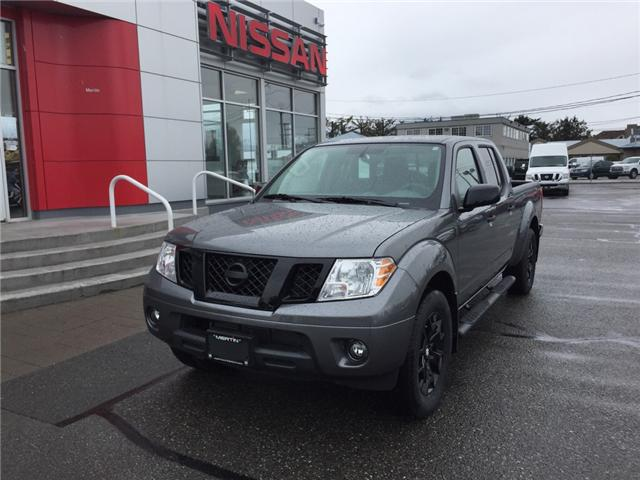 2019 Nissan Frontier Midnight Edition (Stk: N97-4046) in Chilliwack - Image 1 of 18