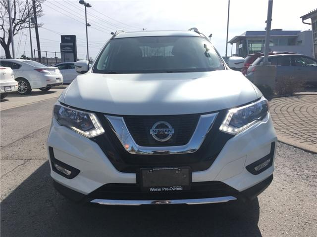 2017 Nissan Rogue SV (Stk: 1629W) in Oakville - Image 4 of 25