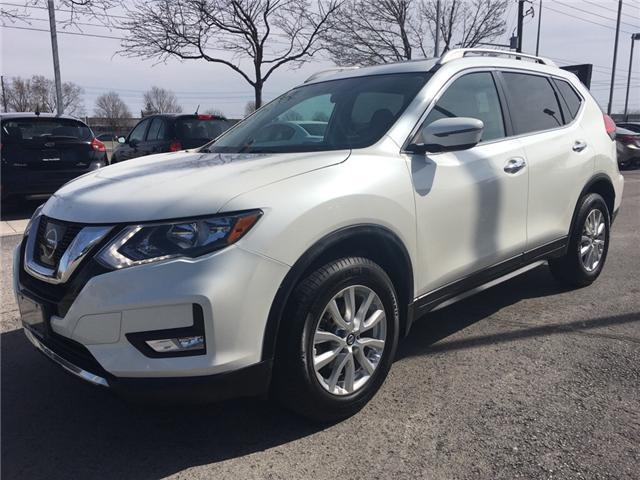 2017 Nissan Rogue SV (Stk: 1629W) in Oakville - Image 5 of 25