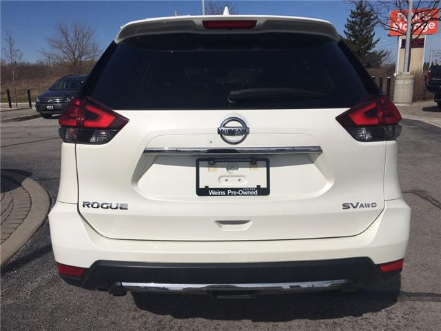 2017 Nissan Rogue SV (Stk: 1629W) in Oakville - Image 8 of 25