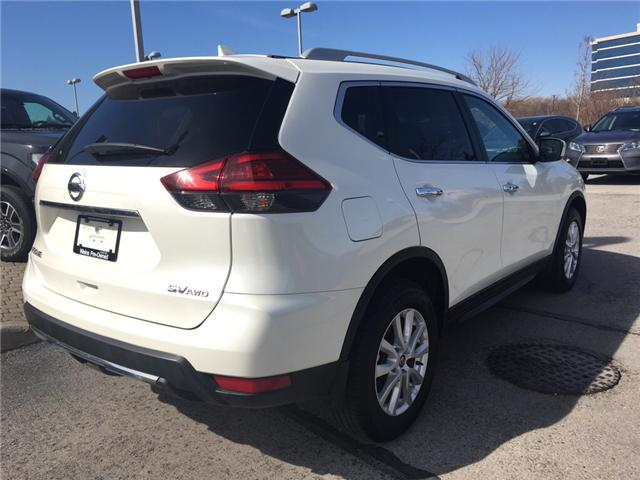 2017 Nissan Rogue SV (Stk: 1629W) in Oakville - Image 9 of 25