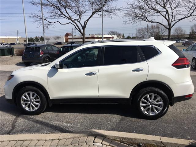 2017 Nissan Rogue SV (Stk: 1629W) in Oakville - Image 6 of 25