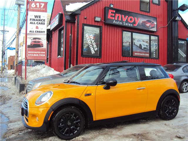 2016 Mini 3 Door Cooper One Owner No Accidents Balance Of Warranty