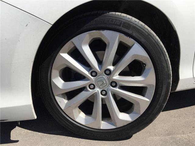 2015 Honda Accord Sedan TOURING LEATHER, SUNROOF, ALLOYS, FOG, NAVIGATION, (Stk: 43052A) in Brampton - Image 2 of 27