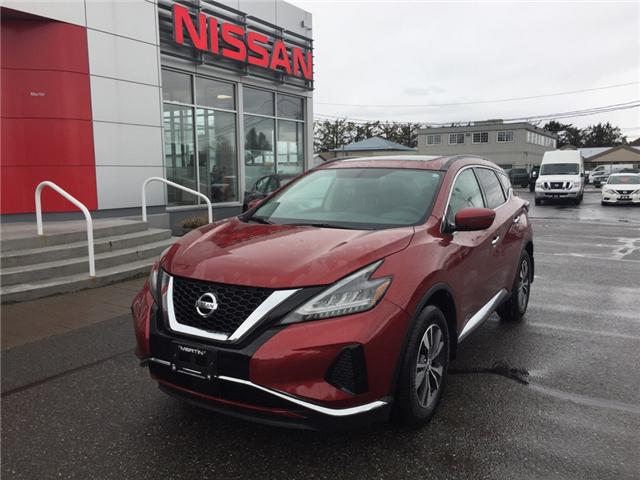 2019 Nissan Murano SV (Stk: N96-8888) in Chilliwack - Image 1 of 19