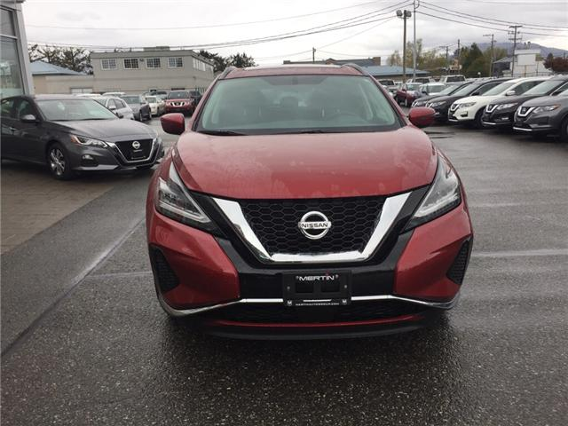 2019 Nissan Murano SV (Stk: N96-8888) in Chilliwack - Image 2 of 19