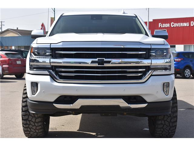 2017 Chevrolet Silverado 1500 High Country (Stk: P36381) in Saskatoon - Image 2 of 27
