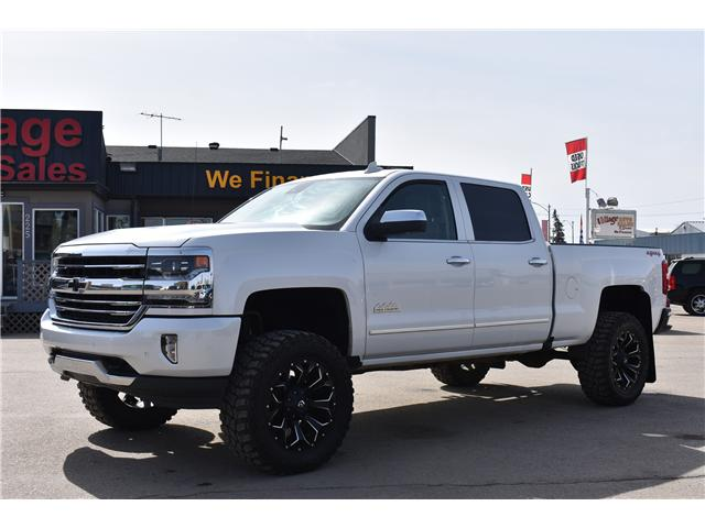 2017 Chevrolet Silverado 1500 High Country (Stk: P36381) in Saskatoon - Image 1 of 27