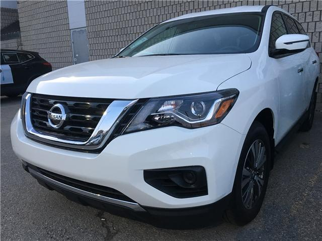 2019 Nissan Pathfinder S (Stk: D585705A) in Scarborough - Image 1 of 9