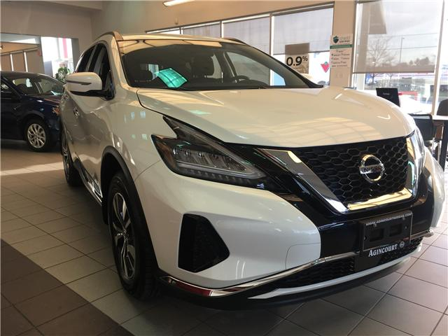 2019 Nissan Qashqai SV (Stk: D211089A) in Scarborough - Image 2 of 12