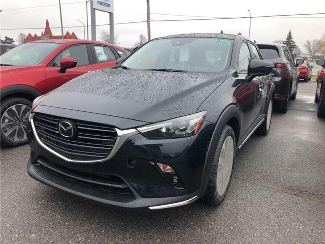 2019 Mazda CX-3 GT (Stk: 19T090) in Kingston - Image 2 of 5