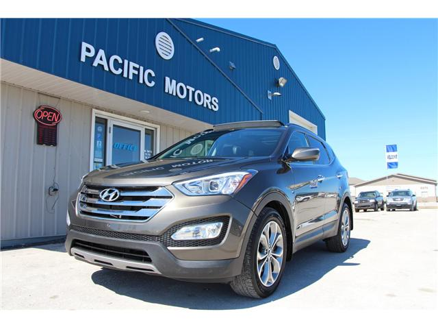 2014 Hyundai Santa Fe Sport 2.0T Premium (Stk: P9078) in Headingley - Image 1 of 23
