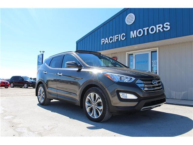2014 Hyundai Santa Fe Sport 2.0T Premium (Stk: P9078) in Headingley - Image 3 of 23