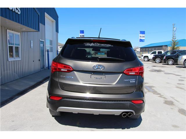 2014 Hyundai Santa Fe Sport 2.0T Premium (Stk: P9078) in Headingley - Image 6 of 23