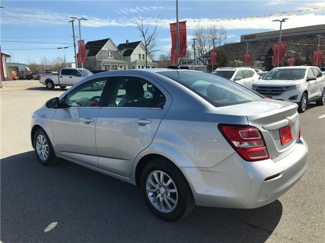 2017 Chevrolet Sonic LT Auto (Stk: P158446) in Saint John - Image 3 of 32