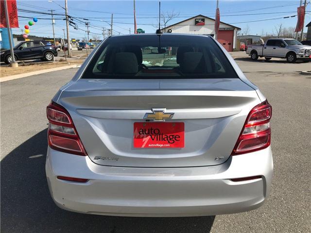2017 Chevrolet Sonic LT Auto (Stk: P158446) in Saint John - Image 4 of 32