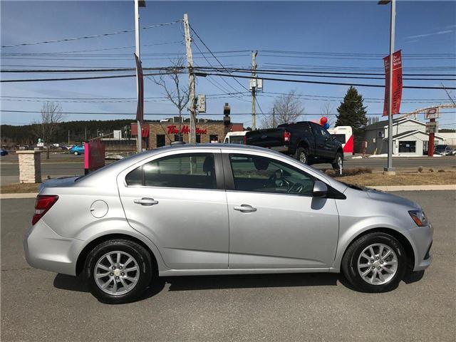 2017 Chevrolet Sonic LT Auto (Stk: P158446) in Saint John - Image 6 of 32