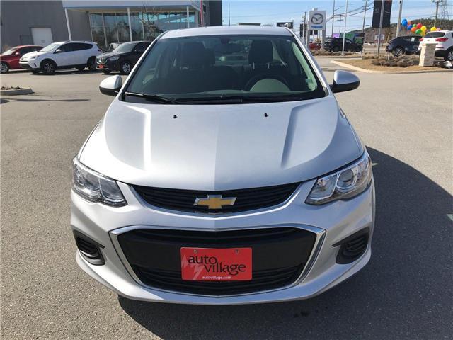 2017 Chevrolet Sonic LT Auto (Stk: P158446) in Saint John - Image 8 of 32