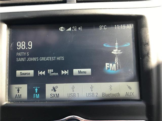 2017 Chevrolet Sonic LT Auto (Stk: P158446) in Saint John - Image 22 of 32