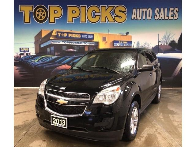 2013 Chevrolet Equinox LS (Stk: 364924) in NORTH BAY - Image 1 of 24