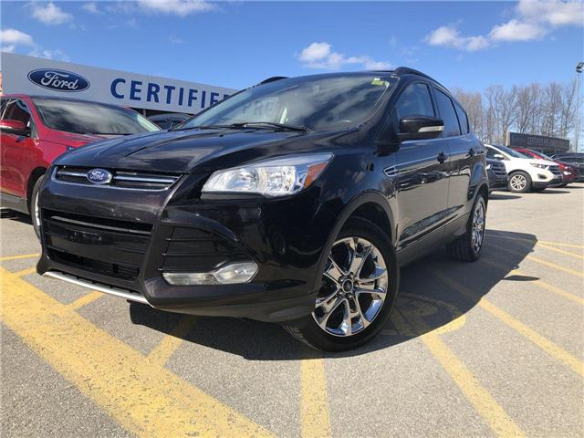 2013 Ford Escape SEL (Stk: ED181685A) in Barrie - Image 1 of 24