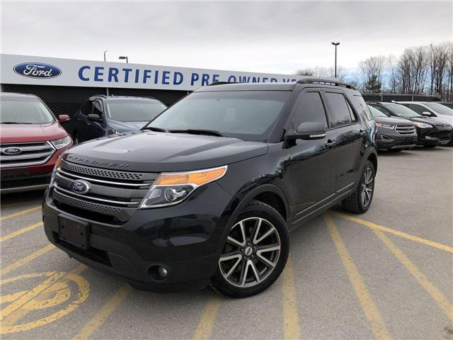 2015 Ford Explorer XLT (Stk: P8734) in Barrie - Image 1 of 27