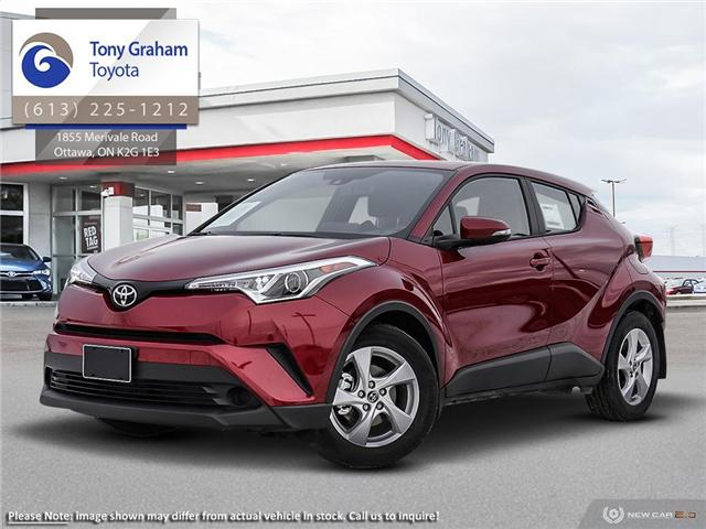 2019 Toyota C-HR XLE Premium Package (Stk: 58085) in Ottawa - Image 1 of 23