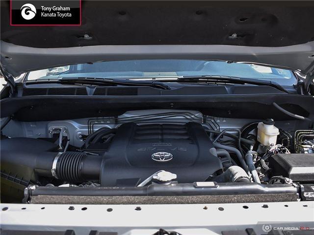 2018 Toyota Tundra SR5 Plus 5.7L V8 (Stk: M2605A) in Ottawa - Image 8 of 28