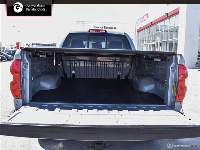 2018 Toyota Tundra SR5 Plus 5.7L V8 (Stk: M2605A) in Ottawa - Image 11 of 28