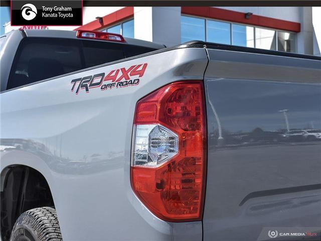 2018 Toyota Tundra SR5 Plus 5.7L V8 (Stk: M2605A) in Ottawa - Image 12 of 28