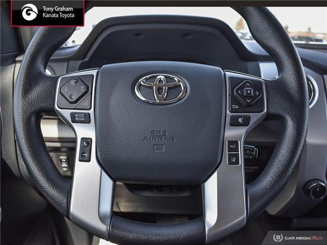 2018 Toyota Tundra SR5 Plus 5.7L V8 (Stk: M2605A) in Ottawa - Image 14 of 28