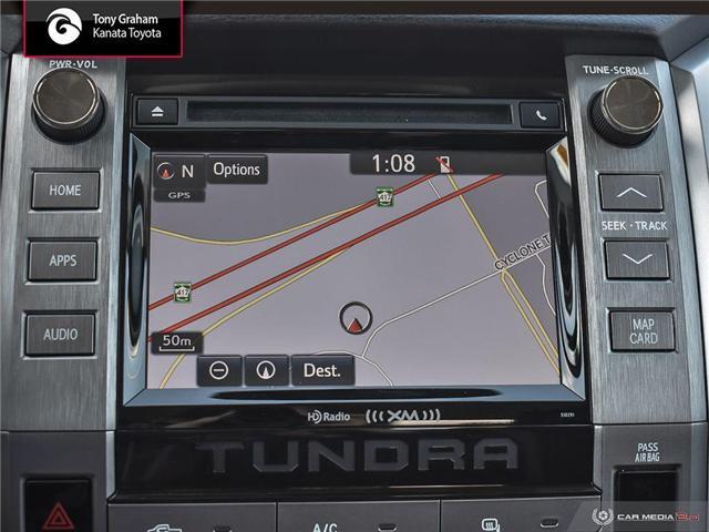 2018 Toyota Tundra SR5 Plus 5.7L V8 (Stk: M2605A) in Ottawa - Image 18 of 28