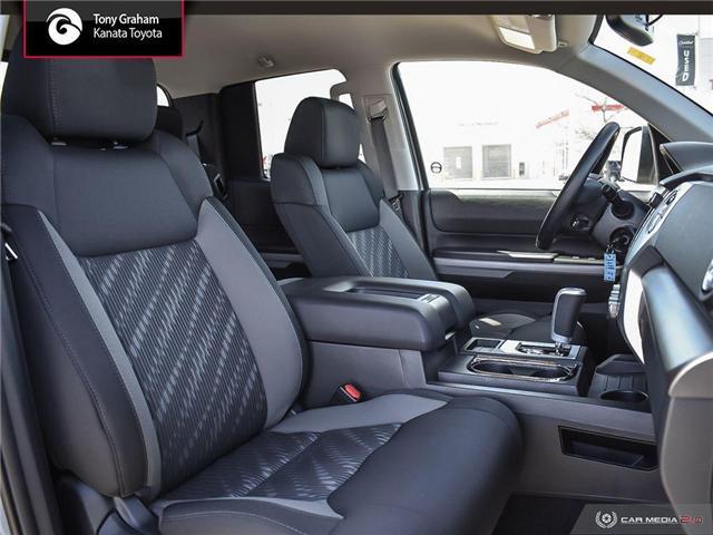 2018 Toyota Tundra SR5 Plus 5.7L V8 (Stk: M2605A) in Ottawa - Image 24 of 28