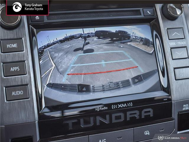 2018 Toyota Tundra SR5 Plus 5.7L V8 (Stk: M2605A) in Ottawa - Image 28 of 28