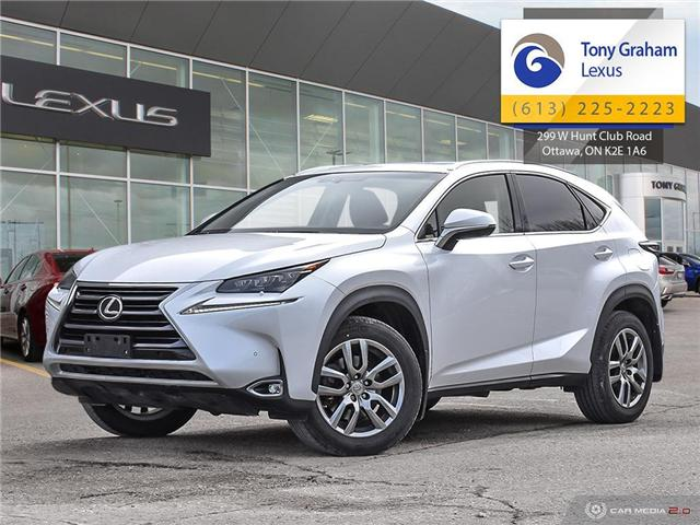 2015 Lexus NX 200t Base (Stk: Y3378) in Ottawa - Image 1 of 29