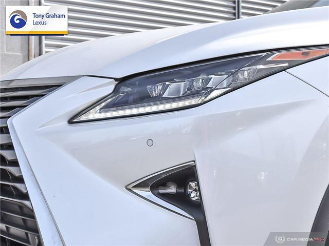 2017 Lexus RX 350 Base (Stk: P8278B) in Ottawa - Image 10 of 29
