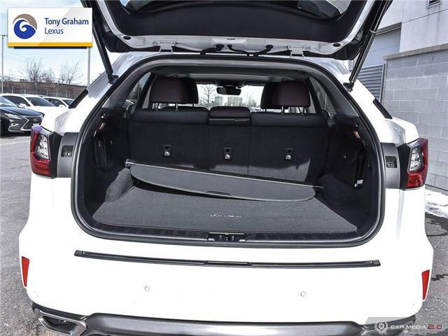 2017 Lexus RX 350 Base (Stk: P8278B) in Ottawa - Image 11 of 29
