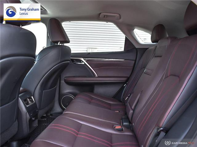 2017 Lexus RX 350 Base (Stk: P8278B) in Ottawa - Image 25 of 29