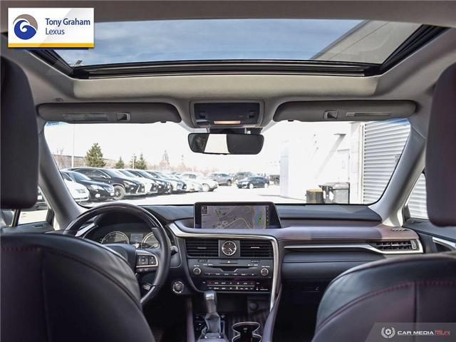 2017 Lexus RX 350 Base (Stk: P8278B) in Ottawa - Image 28 of 29